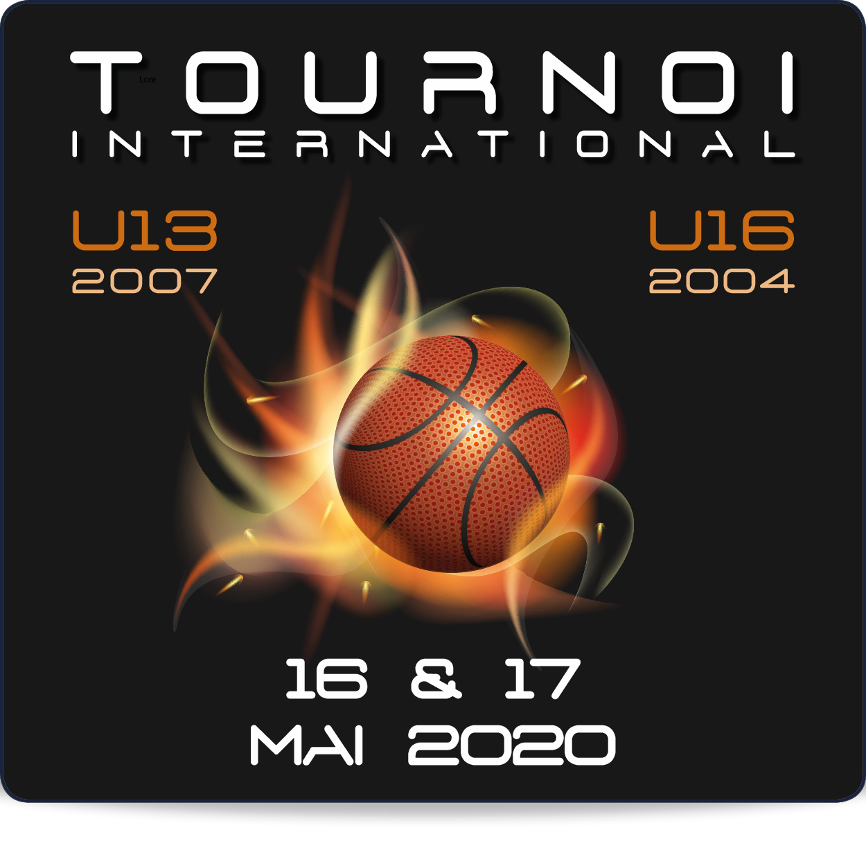 Tournoi International U12 - U13 - U16